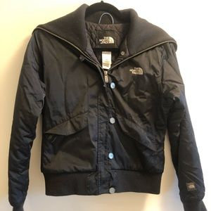 North Face Jacket Bomber Jacket SZ M